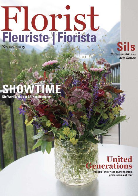 Eine Floristin und ihr Waldhaus - Waldhaus Sils, TN Hotel Media Consulting