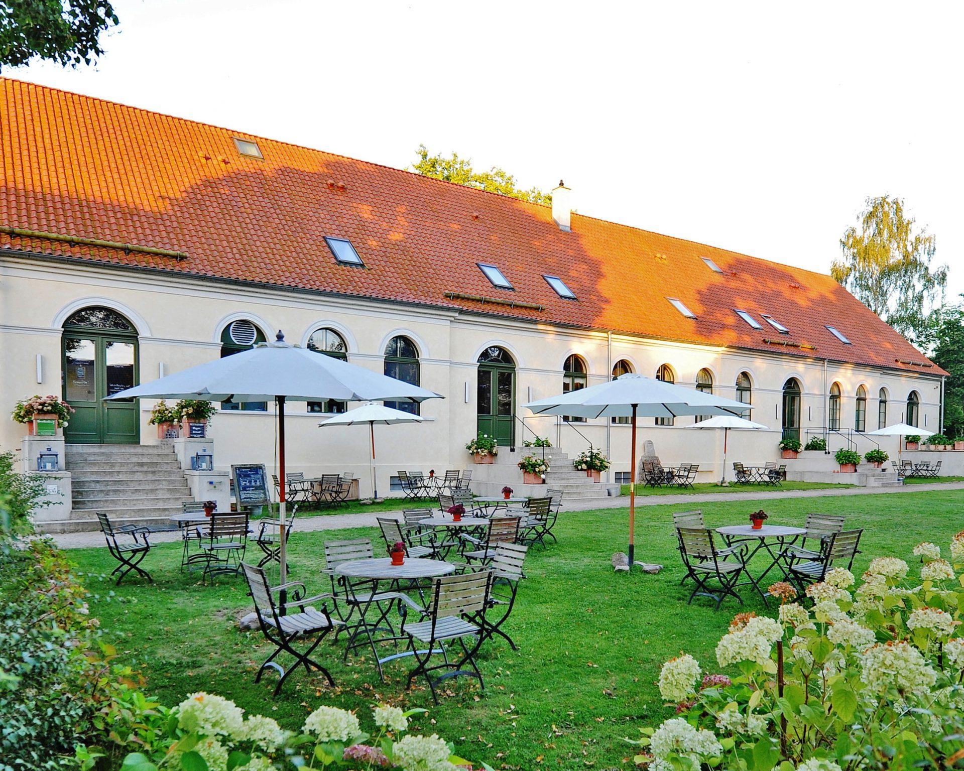 Kavaliershaus Schloss Bluecher