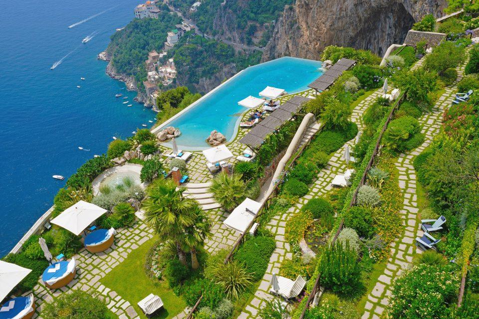 Monastero Santa Rosa, Partnerhotel, TN Hotel Consulting, hotelpr, hotelkkomunikation, Tomas Niederberghaus
