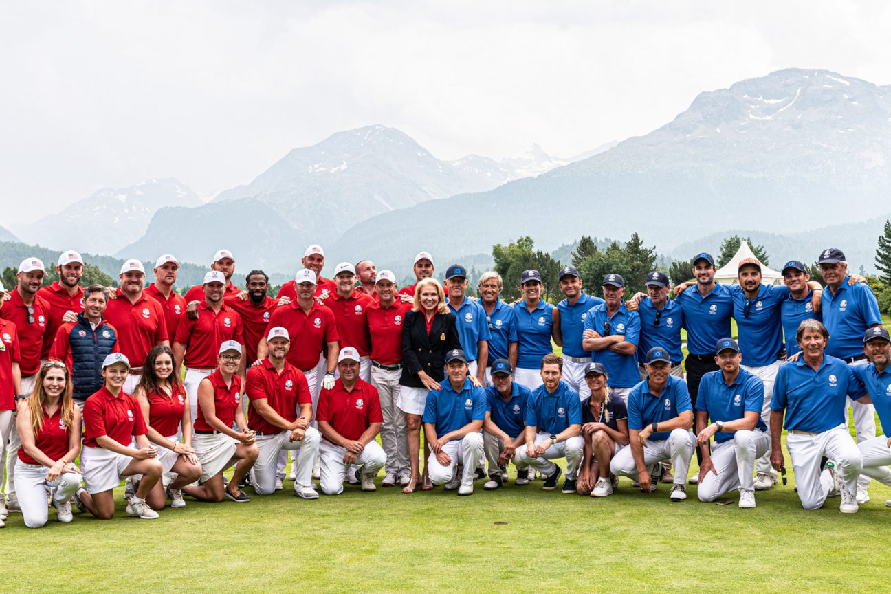 St.Moritz Celebrity Golf Cup